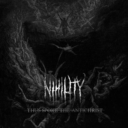 NIHILITY - Thus Spoke The Antichrist cover