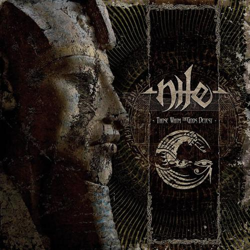 NILE - Those Whom the Gods Detest cover