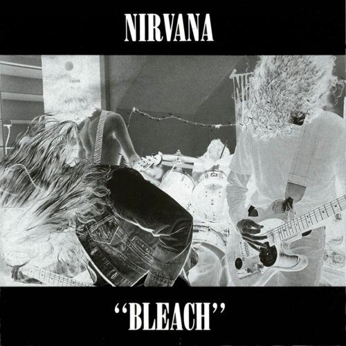 NIRVANA - Bleach cover