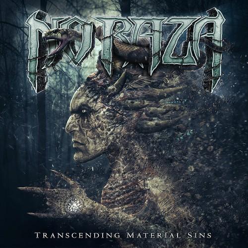 NO RAZA - Transcending Material Sins cover