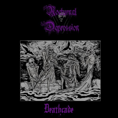 NOCTURNAL DEPRESSION - Deathcade cover
