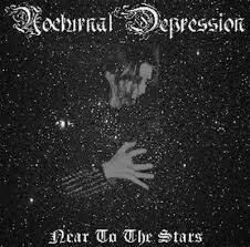 NOCTURNAL DEPRESSION - Near to the Stars cover