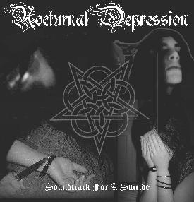NOCTURNAL DEPRESSION - Soundtrack for a Suicide cover