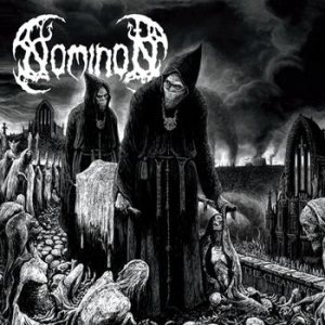 NOMINON - The Cleansing cover