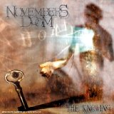 NOVEMBERS DOOM - The Knowing cover