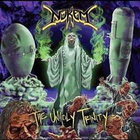 NUKEM - The Unholy Trinity cover
