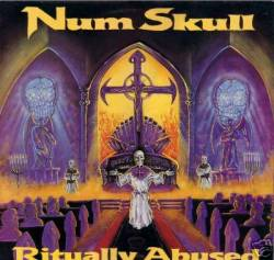 NUM SKULL - Ritually Abused cover