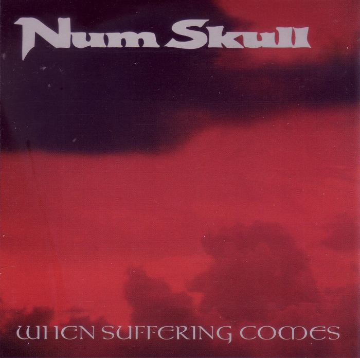 NUM SKULL - When Suffering Comes cover