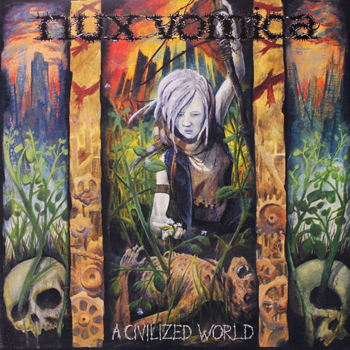 NUX VOMICA - A Civilized World cover