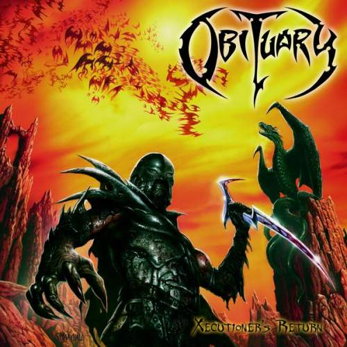 OBITUARY - Xecutioner's Return cover