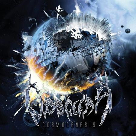 OBSCURA - Cosmogenesis cover