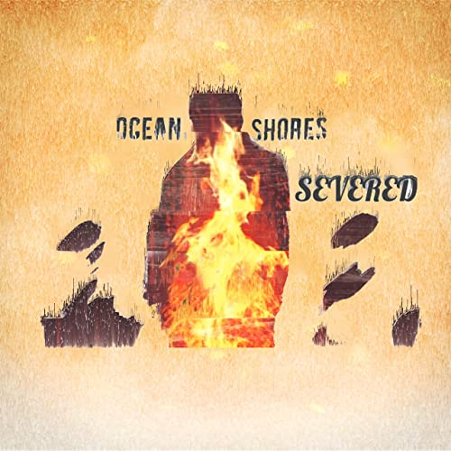 OCEAN SHORES - Severed cover