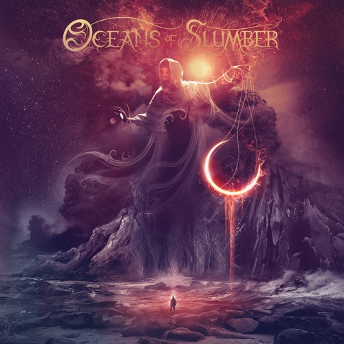 OCEANS OF SLUMBER - Oceans of Slumber cover