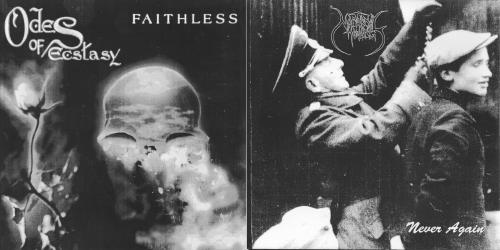 ODES OF ECSTASY - Faithless / Never Again cover