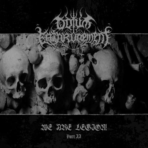 ODIUM ENTHRONEMENT - We Are Legion Part II cover