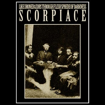OF DARKNESS - Scorpiace cover