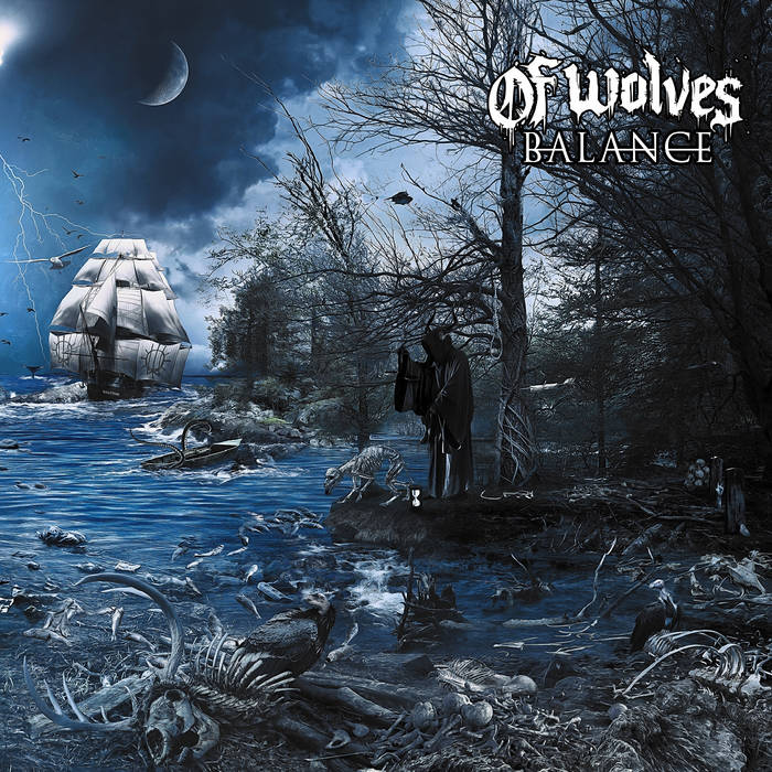 OF WOLVES - Balance cover