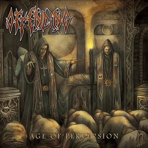 OFFENDING - Age of Perversion cover