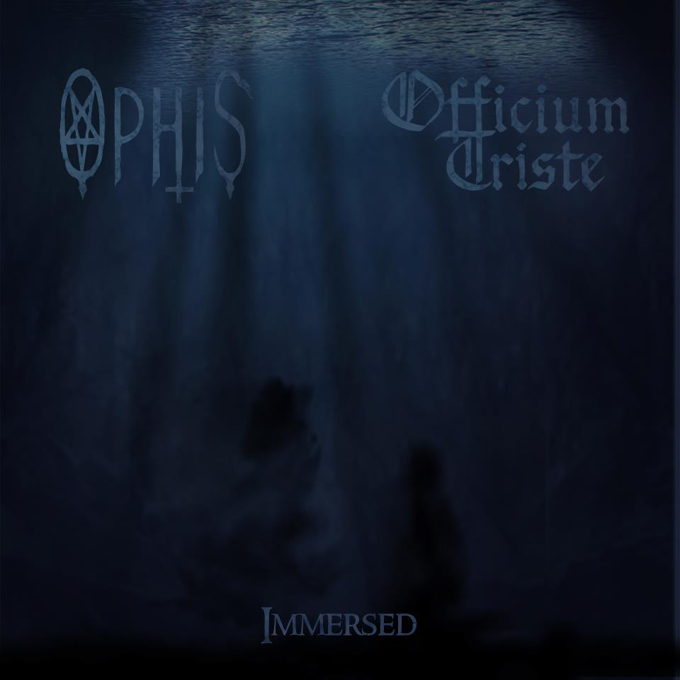 OFFICIUM TRISTE - Immersed cover