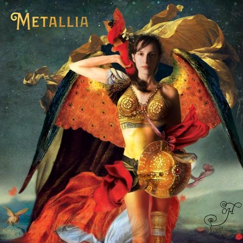 OH. (GREECE) - Metallia cover