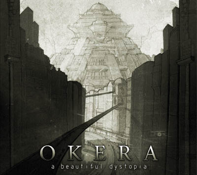OKERA - A Beautiful Dystopia cover