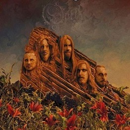 OPETH - Garden of the Titans: Live at Red Rocks Amphitheatre cover