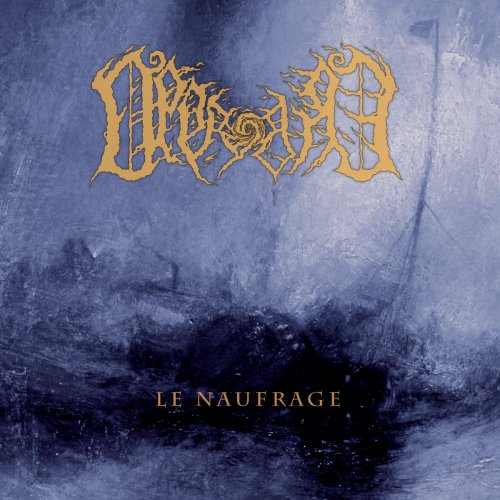 OPPROBRE - Le Naufrage cover