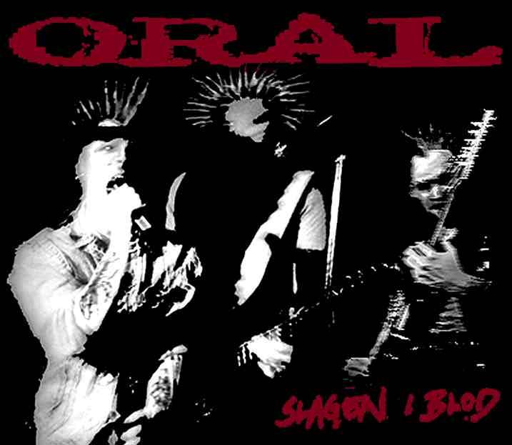 ORAL - Slagen i blod cover