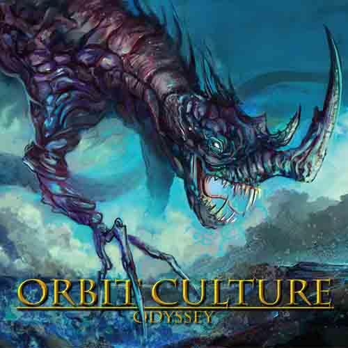 ORBIT CULTURE - Odyssey cover