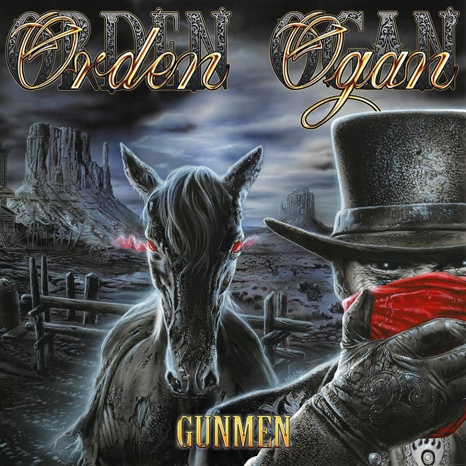 ORDEN OGAN - Gunmen cover