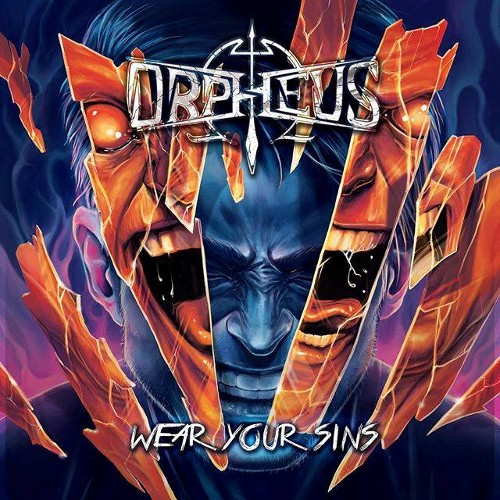 ORPHEUS OMEGA - Wear Your Sins cover