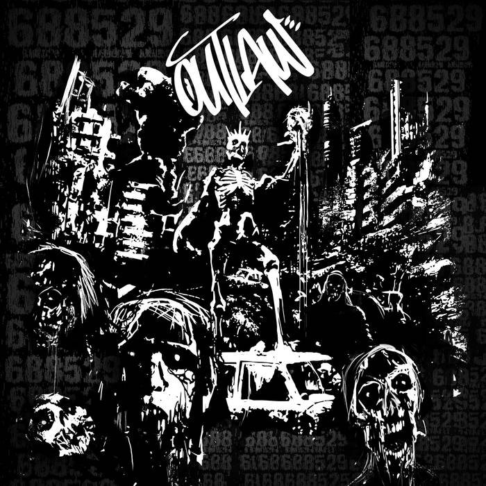 OUTLAW - Teething cover