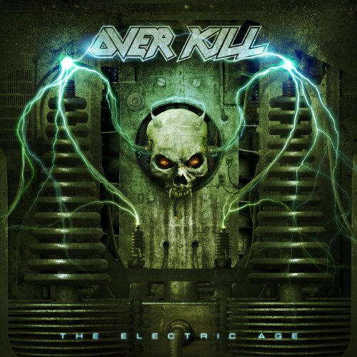 OVERKILL - The Electric Age cover