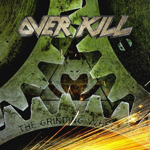 OVERKILL - The Grinding Wheel cover