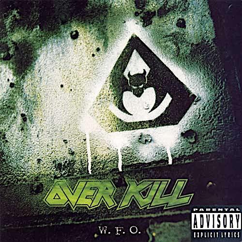 OVERKILL - W.F.O. cover