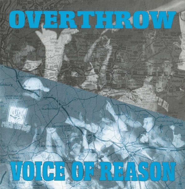OVERTHROW - Overthrow / Voice Of Reason cover