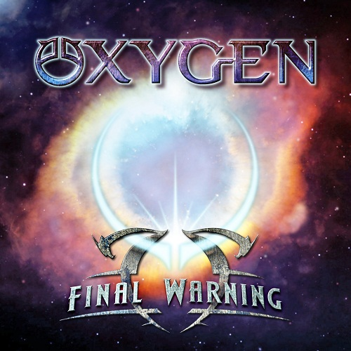 OXYGEN - Final Warning cover