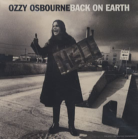 OZZY OSBOURNE - Back On Earth cover