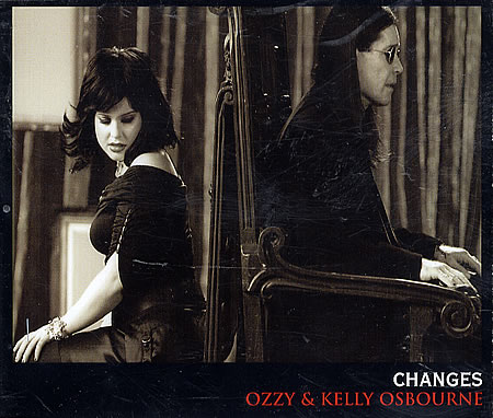 OZZY OSBOURNE - Changes (With Kelly Osbourne) cover