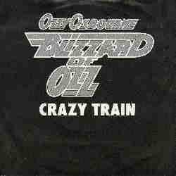 OZZY OSBOURNE - Crazy Train cover