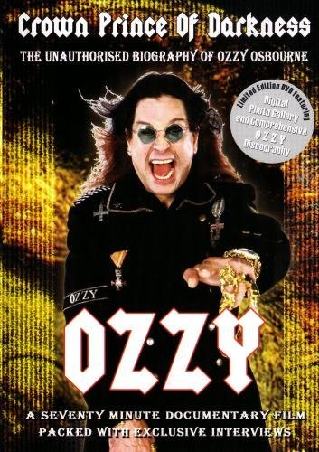 OZZY OSBOURNE - Crown Prince Of Darkness cover