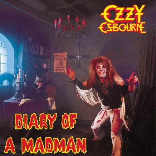 OZZY OSBOURNE - Diary Of A Madman cover