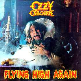 OZZY OSBOURNE - Flying High Again cover