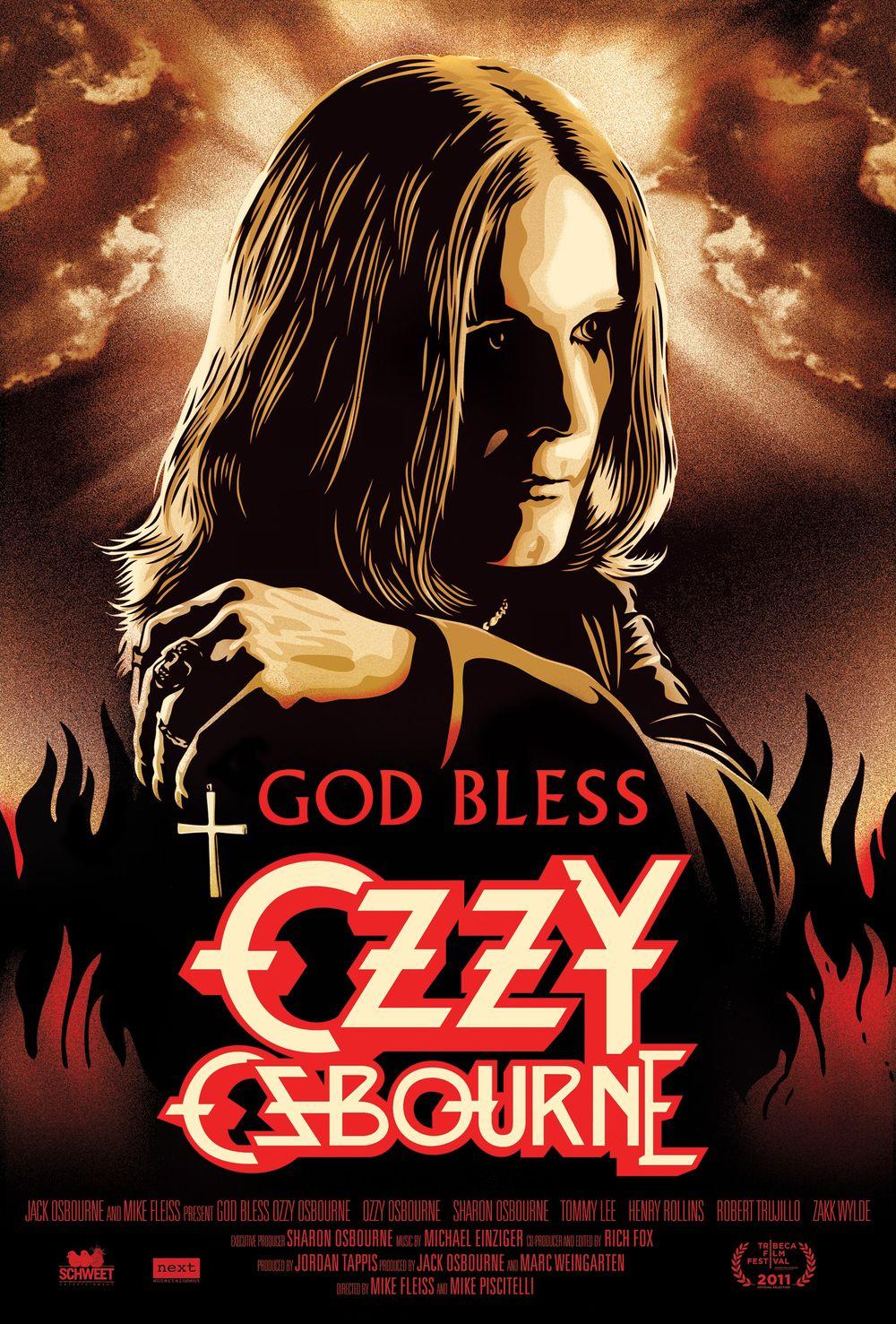 OZZY OSBOURNE - God Bless Ozzy Osbourne cover