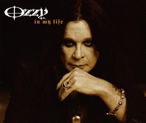 OZZY OSBOURNE - In My Life cover