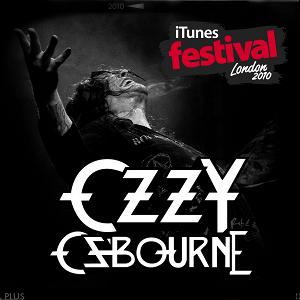 OZZY OSBOURNE - iTunes Festival: London 2010 cover
