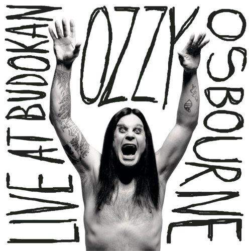 OZZY OSBOURNE - Live At Budokan cover