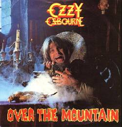 OZZY OSBOURNE - Over The Mountain cover