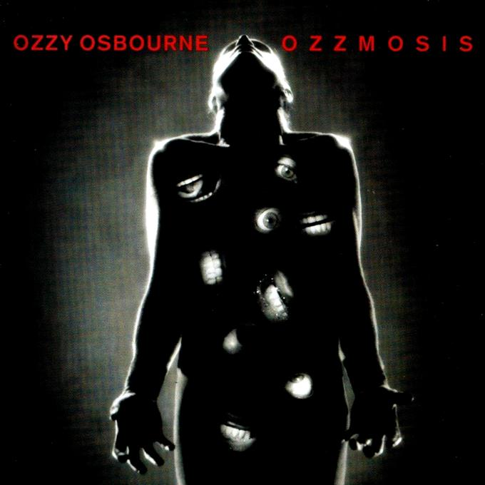 OZZY OSBOURNE - Ozzmosis cover