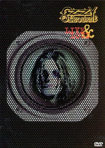 OZZY OSBOURNE - Live & Loud cover